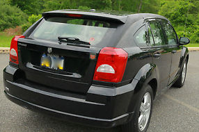 2008 Black Dodge Caliber - NO RESERVE image 2