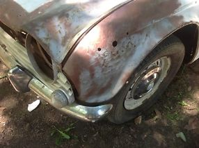 Triumph TR4Aproject or parts with title no reserve image 2
