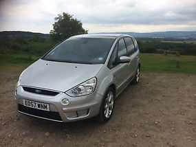 FORD SMAX 1.8TDCI TITANIUM 57 PLATE, ONLY 59,000 MILEAGE
