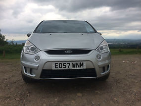 FORD SMAX 1.8TDCI TITANIUM 57 PLATE, ONLY 59,000 MILEAGE image 1