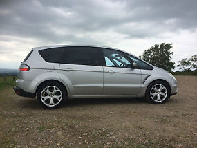 FORD SMAX 1.8TDCI TITANIUM 57 PLATE, ONLY 59,000 MILEAGE image 2