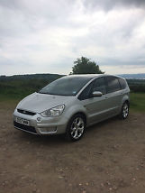 FORD SMAX 1.8TDCI TITANIUM 57 PLATE, ONLY 59,000 MILEAGE image 3