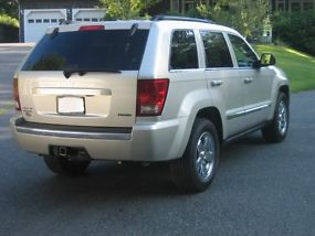 2007 Jeep Grand Cherokee Limited 4x4 image 1