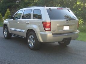 2007 Jeep Grand Cherokee Limited 4x4 image 3