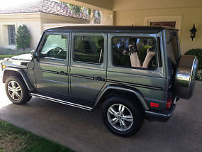 2009 dark gray g 550 wagon. Black Bedroom Furniture Sets. Home Design Ideas