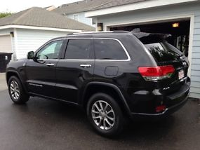 fully loaded 2015 grand cherokee limited 4x4 trail rated. Black Bedroom Furniture Sets. Home Design Ideas