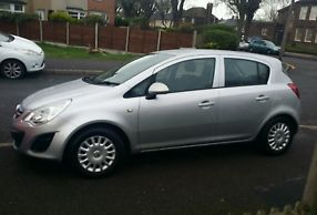 2012 VAUXHALL CORSA S AC CDTI ECOFLEX drives superb any trial