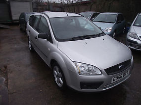 2006 FORD FOCUS SPORT AUTO SILVER