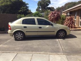 PRICE LOWERED!!2005 Holden Astra Equipe Hatchback 1.8 Manual
