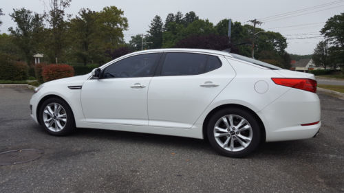 2011  Optima Ex Turbo