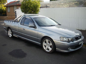 FORD BA XR6 TURBO UTE