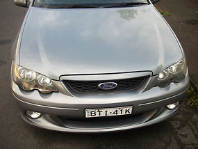 FORD BA XR6 TURBO UTE image 1