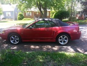 2000 Ford Mustang Base Convertible 2-Door 3.8L image 6