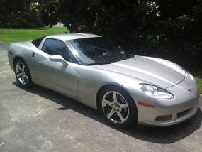 2007 Chevrolet Corvette Base Coupe 2-Door 6.0L image 3