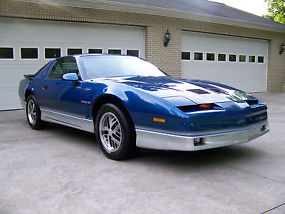 1986 PONTIAC FIREBIRD TRANS AM305 H.O. WITH TUNED PORT INJECTION, ALL ORIGINAL