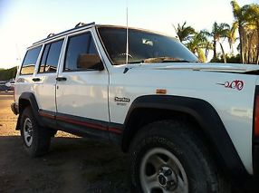 Jeep Cherokee Sport (4x4) (1996) 4D Wagon 4 SP Automatic 4x4 (4L - Electronic...
