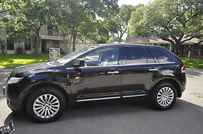 2011 Lincoln MKX Sport Utility 4-Door 3.7L image 6
