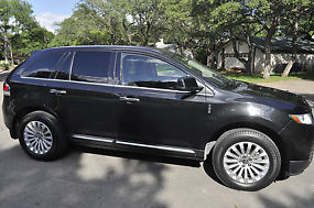 2011 Lincoln MKX Sport Utility 4-Door 3.7L image 8