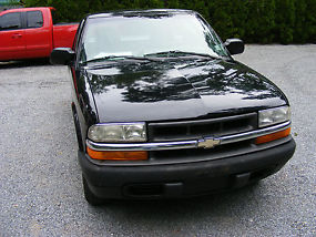 Real decent S-10 stepside 1999 Chevy S-10 pickup image 7