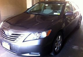 Toyota Camry 2007 LE metalic grey color image 1