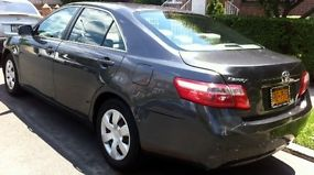 Toyota Camry 2007 LE metalic grey color image 2