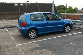 Volkswagen VW Polo 1.4 16v 100bhp 6N2 2000 - Full Service History image 1