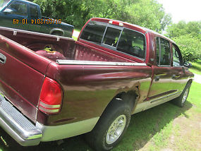 2000 Dodge Dakota SLT Crew Cab Pickup 4-Door 3.9L image 5