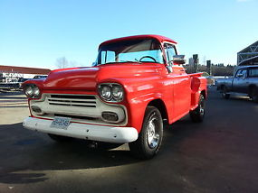Chevrolet : Other Pickups Apache Big Back Window image 3