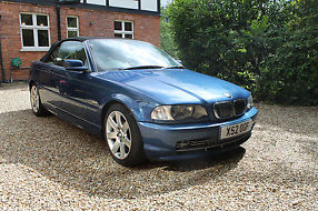 BMW 330Ci Convertible with Winter Hardtop and Sat Nav image 1