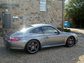 Immaculate Porsche 997 911 Carrera 3.8 2 S manual with Sports Chrono  image 8