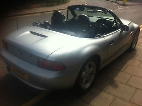 Bmw Z3 1 9 Roadster Convertable 12 Month M O T Power Hood