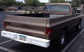 Rust Free Arizona Chevy 4x4 - Just a clean old truck! image 2