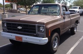 Rust Free Arizona Chevy 4x4 - Just a clean old truck! image 4