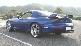 Mazda RX7 2000 Model RB-S (RS) Series 8 - Mazdaspeed Special Edition image 1