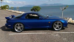 Mazda RX7 2000 Model RB-S (RS) Series 8 - Mazdaspeed Special Edition image 2