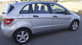 Mercedes-benz B180 CDI (2006) 5D Hatchback in SILVER Automatic image 5