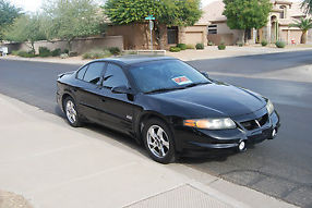 2003 pontiac bonneville ssei sedan 4 door 3 8l. Black Bedroom Furniture Sets. Home Design Ideas
