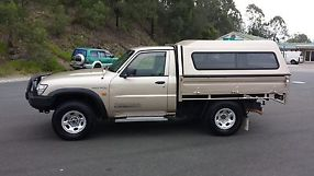 NISSAN PATROL ST 4x4 2000 Coil C/Chassis Manual 4.2L Diesel Turbo....landcruiser image 3