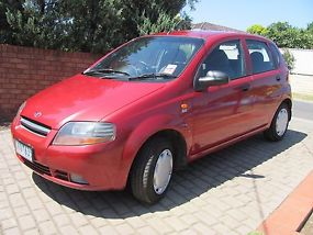 2003  Kalos T200 5 speed Manual Hatchback