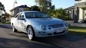 Ford Falcon Ute XR6 AUII 2001 image 2