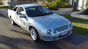 Ford Falcon Ute XR6 AUII 2001 image 3