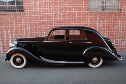 1950 Rolls-Royce Silver Wraith... image 2