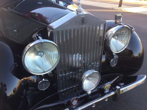 1950 Rolls-Royce Silver Wraith... image 8