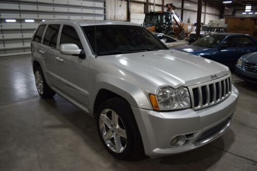2007 Grand Cherokee SRT-8 With 111996 Miles,Sport Utility Automatic 8 Cylinder