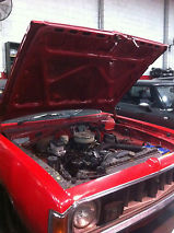 CHRYSLER VALIANT 1974 V8UTE RED AUTOMATIC AIR CON  image 7