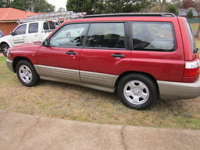 Subaru Forester Limited (2000) 4D Wagon 5 SP Manual (2L - Multi Point F/INJ)... image 3