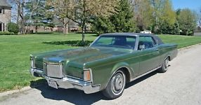 Classic 1970 Lincoln Continental Mark III image 1