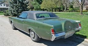 Classic 1970 Lincoln Continental Mark III image 2