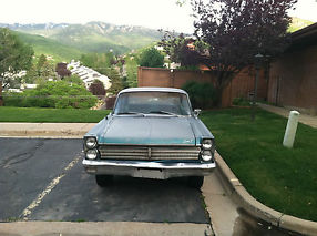1965 Mercury Comet V8 289 Only 14,000 miles image 3