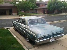 1965 Mercury Comet V8 289 Only 14,000 miles image 6